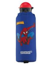Pokrowiec na butelkę dla dzieci z grafiką Spiderman SIGG 0.4L