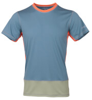 Męska koszulka VADI Milo spruce blue olive green