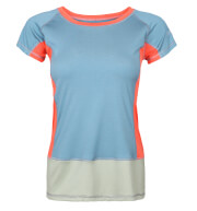 Damska koszulka VADI LADY Milo spruce blue olive green
