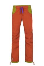 Spodnie wspinaczkowe damskie POHA LADY Milo brick dark green