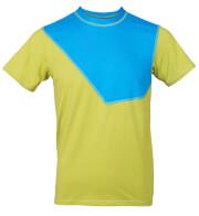 Koszulka wspinaczkowa męska NIWALI Milo mirabelle blue
