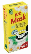 Nakładki higieniczne na toaletę WC Mask Brunner 20 szt