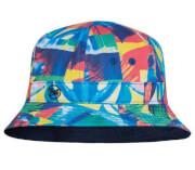 Kapelusz dziecięcy Bucket Hat Kids Spiros Multi Buff
