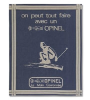 Ręcznik kuchenny On peut tout Opinel