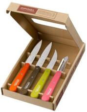 Zestaw noży Essentials Fifties Box Set Opinel