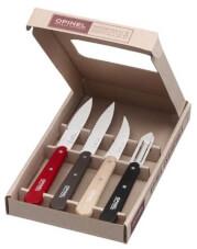 Zestaw noży kuchennych Essentials Loft Box Set Opinel