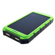 Power Bank 6000mAh z panelem solarnym SUNEN