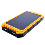 Power Bank 6000mAh z panelem solarnym USB 5V 1A-5V 2A 6000Y PowerNeed