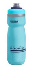 Bidon rowerowy Podium Chill 620 ml z izolacją termiczną Camelbak błękitny
