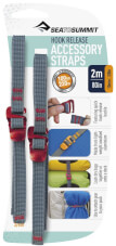 Pasy z hakami Accessory Strap with Hook Buckle 10mm 2m Sea To Summit