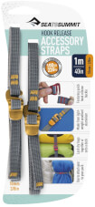 Pasy z hakami Accessory Strap with Hook Buckle 10mm 1m Sea To Summit