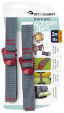 Pasy z hakami Accessory Strap with Hook Buckle 20mm 2m Sea To Summit