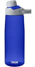 Podróżna butelka CamelBak Chute Mag o pojemności 0,75L niebiesko biała