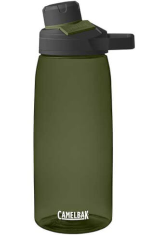 Podróżna butelka CamelBak Chute Mag o pojemności 1L ciemnozielona
