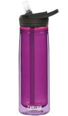 Butelka z podwójnymi ściankami Camelbak Eddy+ 600ml fioletowa