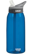 Sportowa butelka Eddy 1L Charcoal Camelbak niebieska