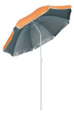 Parasol plażowy Beach Umbrella UPF 50+ Orange  EuroTrail