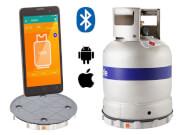 Elektroniczna waga do butli gazowej W8 Brunner