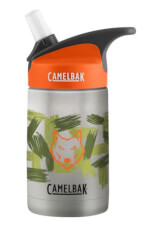 Kolorowa butelka termiczna dla dzieci Eddy Kids Vacuum Insulated 400ml Camelbak pomarańczowa