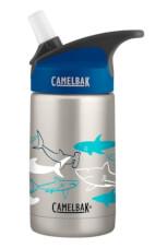 Kolorowa butelka termiczna dla dzieci Eddy Kids Vacuum Insulated 400ml Camelbak niebieska