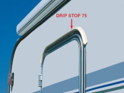 Uszczelka gumowa rynienka Mini Drip Stop 75 cm Fiamma