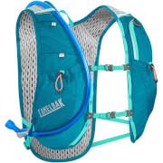 Wentylowana kamizelka biegowa Circuit Vest 50 oz z bukłakiem Crux 1,5 L niebieska Camelbak