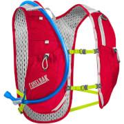 Wentylowana kamizelka biegowa Circuit Vest 50 oz z bukłakiem Crux 1,5 L czerwona Camelbak