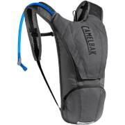 Lekki plecak rowerowy Classic 85 oz z bukłakiem Crux 2,5 L szary Camelbak