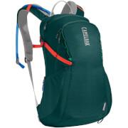 Sportowy plecak z systemem nawadniania Daystar 16 85 oz z bukłakiem Crux 2,5 L zielony Camelbak