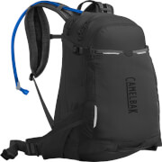 Wentylowany plecak rowerowy H.A.W.G. LR 20 z bukłakiem Crux Lumbar 3 L czarny Camelbak