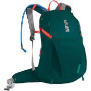 Damski plecak sportowy Helena 20 85 oz z bukłakiem Crux 2,5 L zielony Camelbak