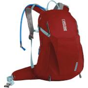 Damski plecak sportowy Helena 20 85 oz z bukłakiem Crux 2,5 L czerwony Camelbak