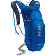 Lekki plecak rowerowy z systemem nawadniania Lobo 100 oz z bukłakiem Crux 3 L niebieski Camelbak