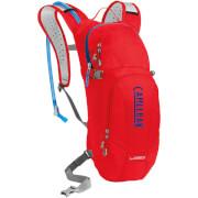 Lekki plecak rowerowy z systemem nawadniania Lobo 100 oz z bukłakiem Crux 3 L czerwony Camelbak