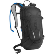 Praktyczny plecak rowerowy z systemem nawadniania M.U.L.E 100 oz z bukłakiem Crux 3 L czarny Camelbak