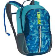 Dziecięcy plecak turystyczny Scout z bukłakiem Crux 1,5 L niebieski Camelbak