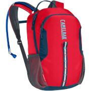 Dziecięcy plecak turystyczny Scout z bukłakiem Crux 1,5 L czerwony Camelbak