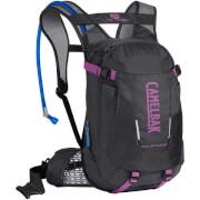 Damski plecak rowerowy z systemem nawadniania Solstice LR 10  z bukłakiem Crux Lumbar 3 L czarny Camelbak