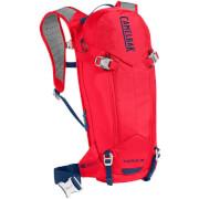 Bezpieczny plecak rowerowy z ochraniaczem T.O.R.O. PROTECTOR 8 różowy Camelbak