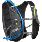 Wentylowana kamizelka biegowa Ultra 10 Vest 70 oz z bukłakiem Crux 2 L szara Camelbak