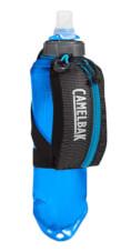 Uchwyt dla biegaczy z kieszonką Nano Handheld z bidonem Quick Stow Flask 500 ml czarny Camelbak