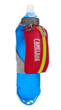 Uchwyt dla biegaczy z kieszonką Nano Handheld z bidonem Quick Stow Flask 500 ml czerwony Camelbak