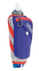 Uchwyt dla biegaczy z kieszonką Ultra Handheld Chill 17 oz z bidonem Quick Stow Chill Flask 500 ml fioletowy Camelbak