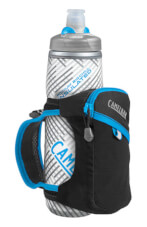 Uchwyt dla biegaczy Quick Grip Chill z bidonem Podium Chill 600 ml czarny Camelbak