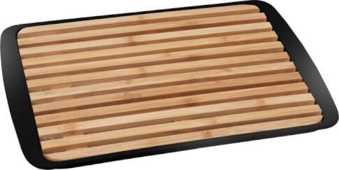 Deska do krojenia chleba z tacą Bread Board Black Brunner