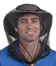 Moskitiera osobista Mosquito Ultra-Fine Mesh Head Net Sea To Summit