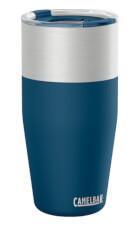 Ergonomiczny izolowany kubek termiczny KickBak 20 oz niebieski Camelbak