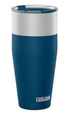 Ergonomiczny izolowany kubek termiczny KickBak 30 oz niebieski Camelbak