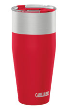 Ergonomiczny izolowany kubek termiczny KickBak 30 oz czerwony Camelbak