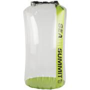 Wodoszczelny worek Clear Stopper Dry Bag zielony 13l Sea To Summit